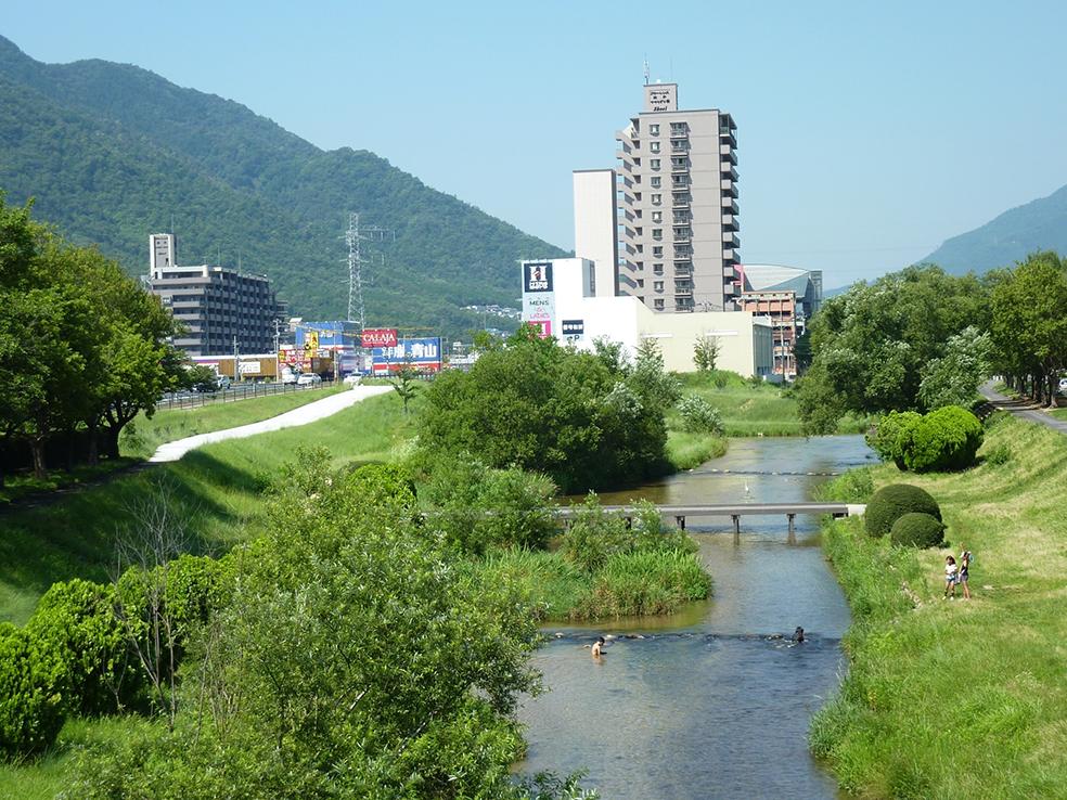 太田川水系古川