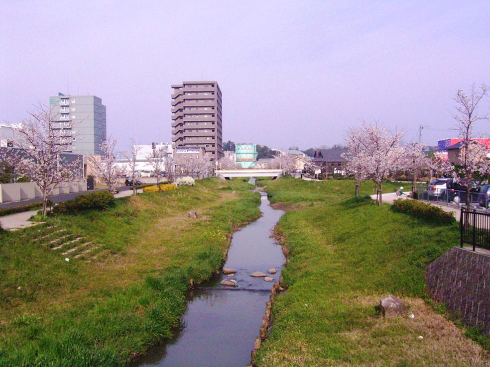 斐伊川水系赤川(出雲市)