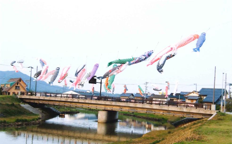 斐伊川水系平田船川