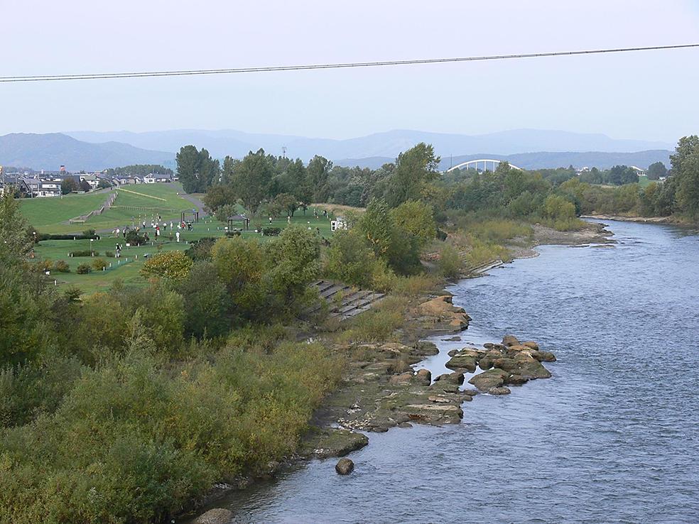 石狩川水系石狩川