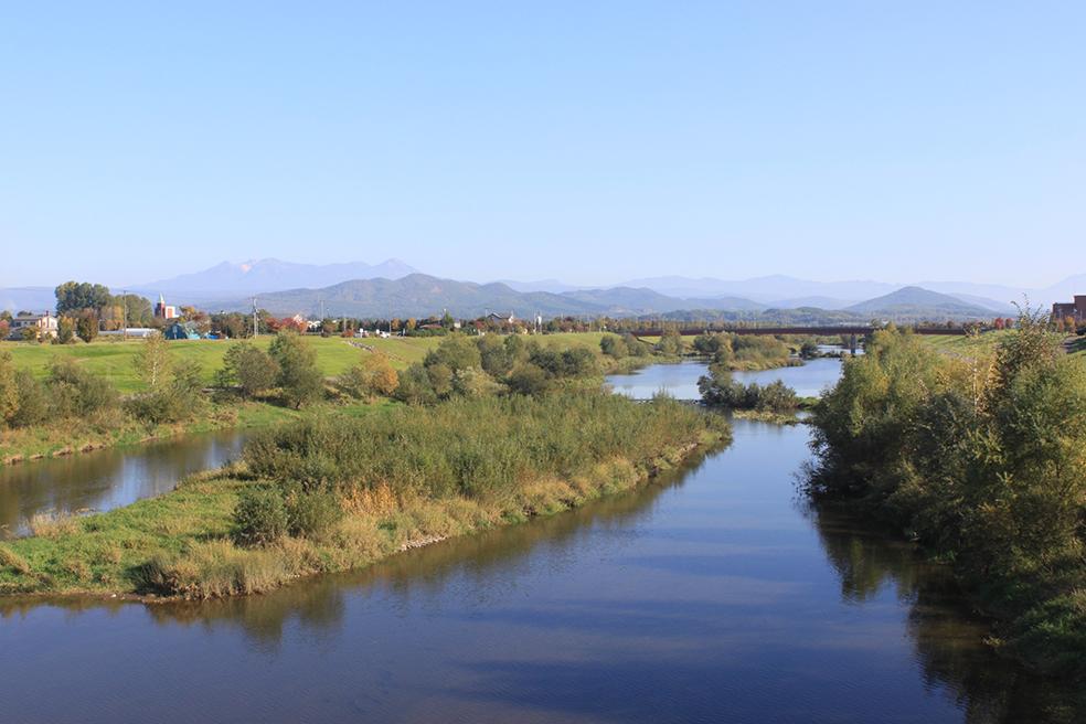 石狩川水系永山新川