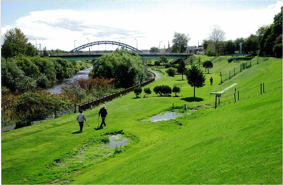 石狩川水系漁川