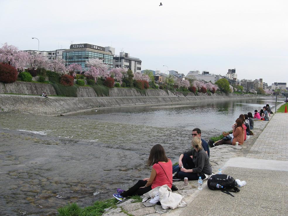 淀川水系鴨川