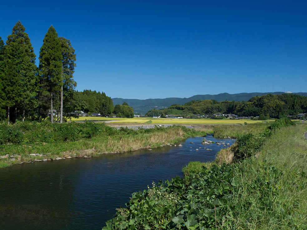 川内川水系長江川