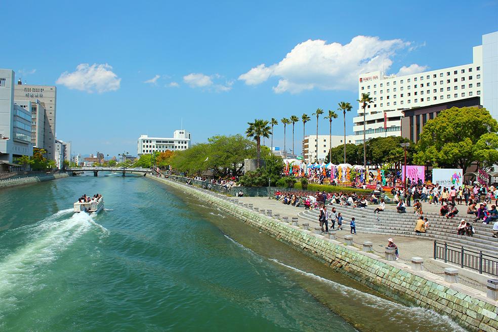 吉野川水系新町川