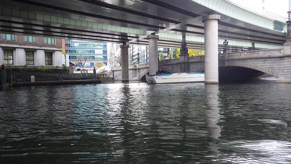 日本橋防災桟橋