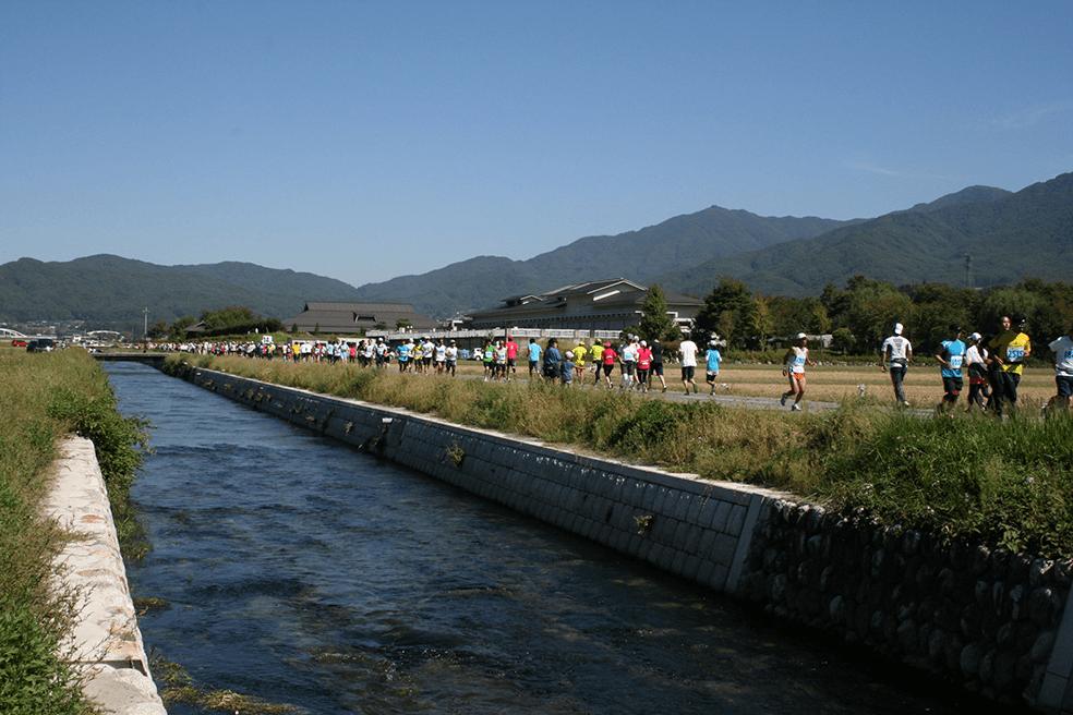 天竜川水系田沢川