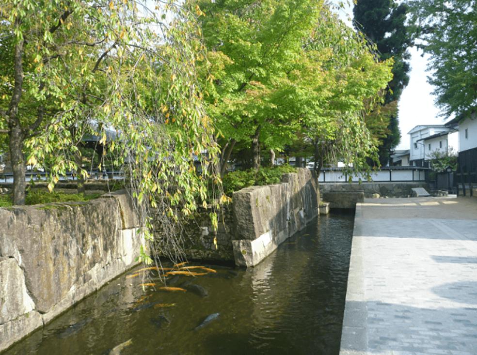 神通川水系瀬戸川