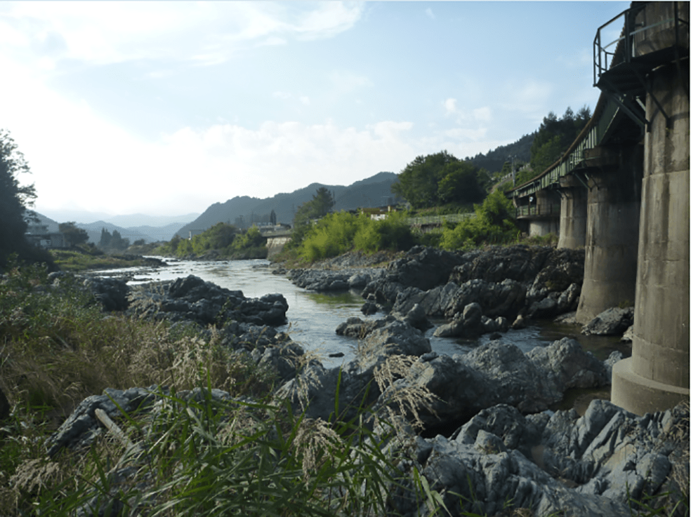 神通川水系宮川