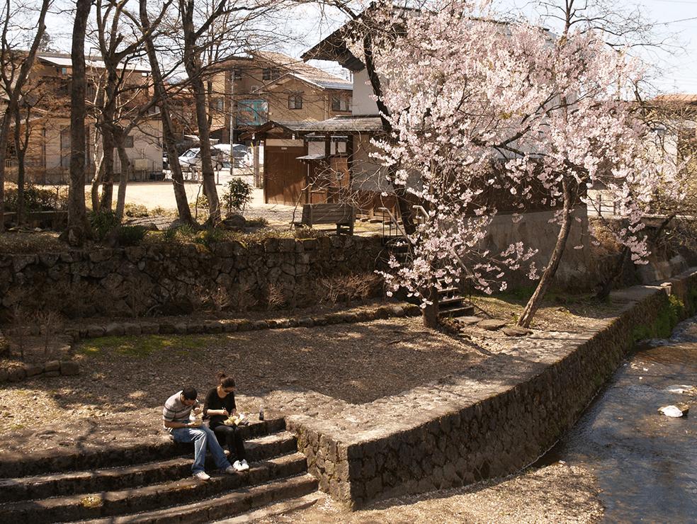 神通川水系江名子川