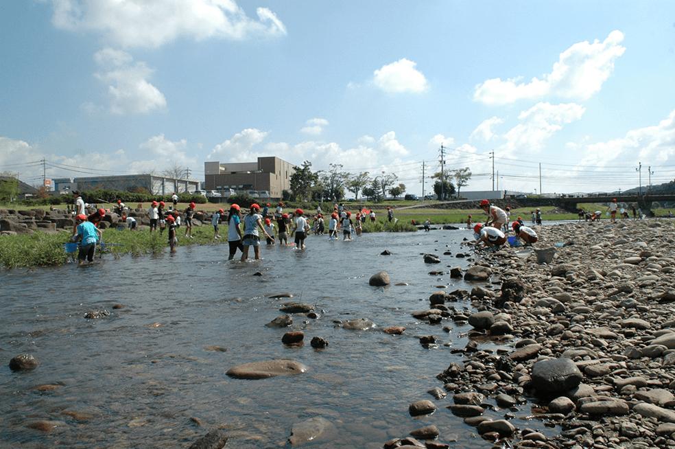 木曽川水系可児川