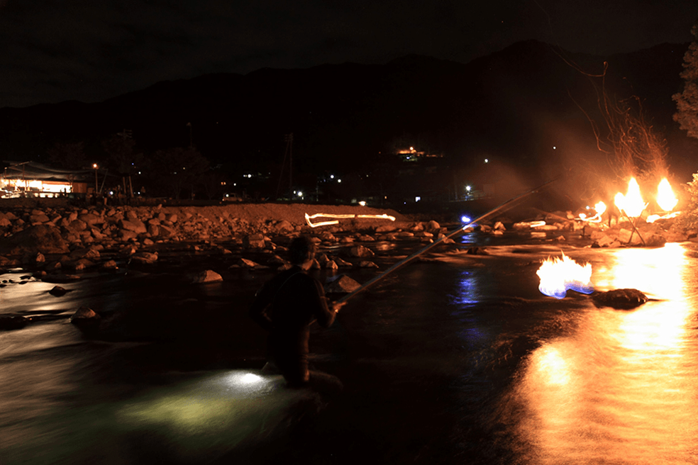 木曽川水系馬瀬川