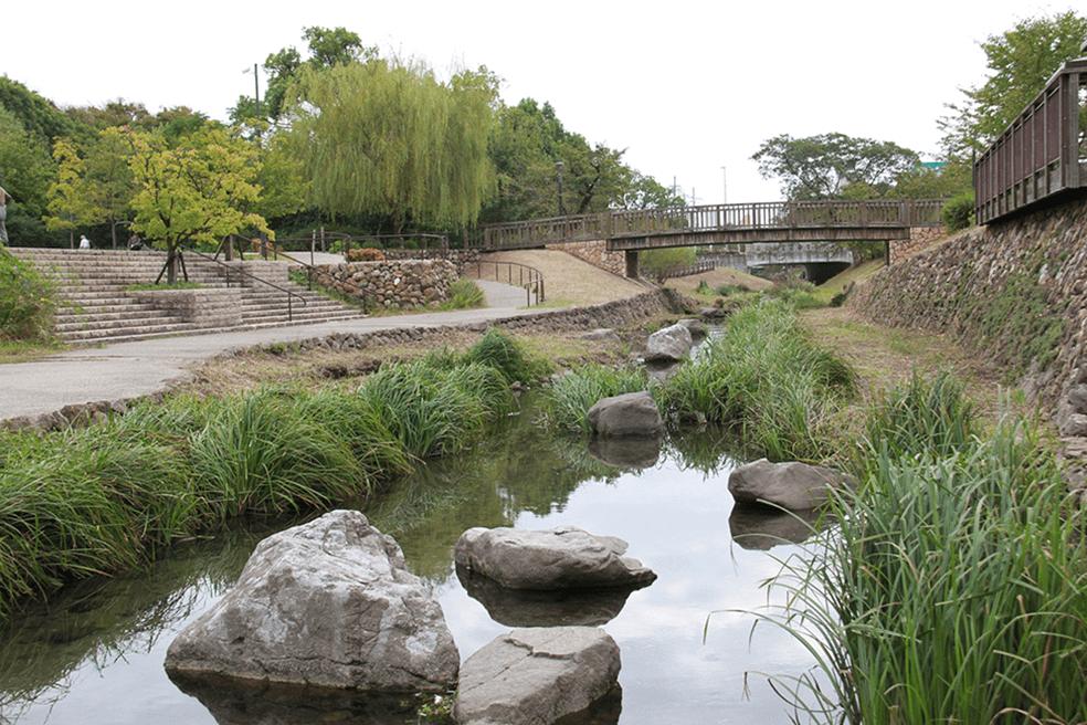 木曽川(長良川)水系清水川