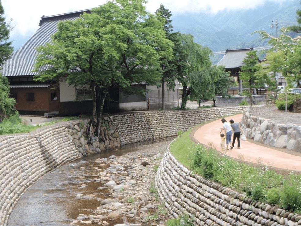 木曽川(長良川)水系曽部地川