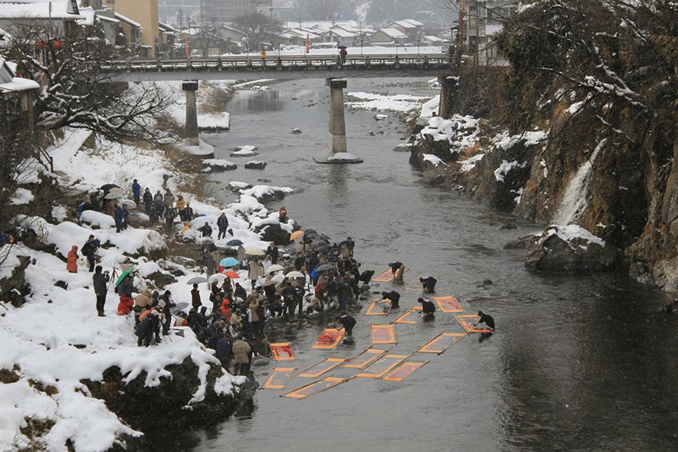 木曽川(長良川)水系吉田川