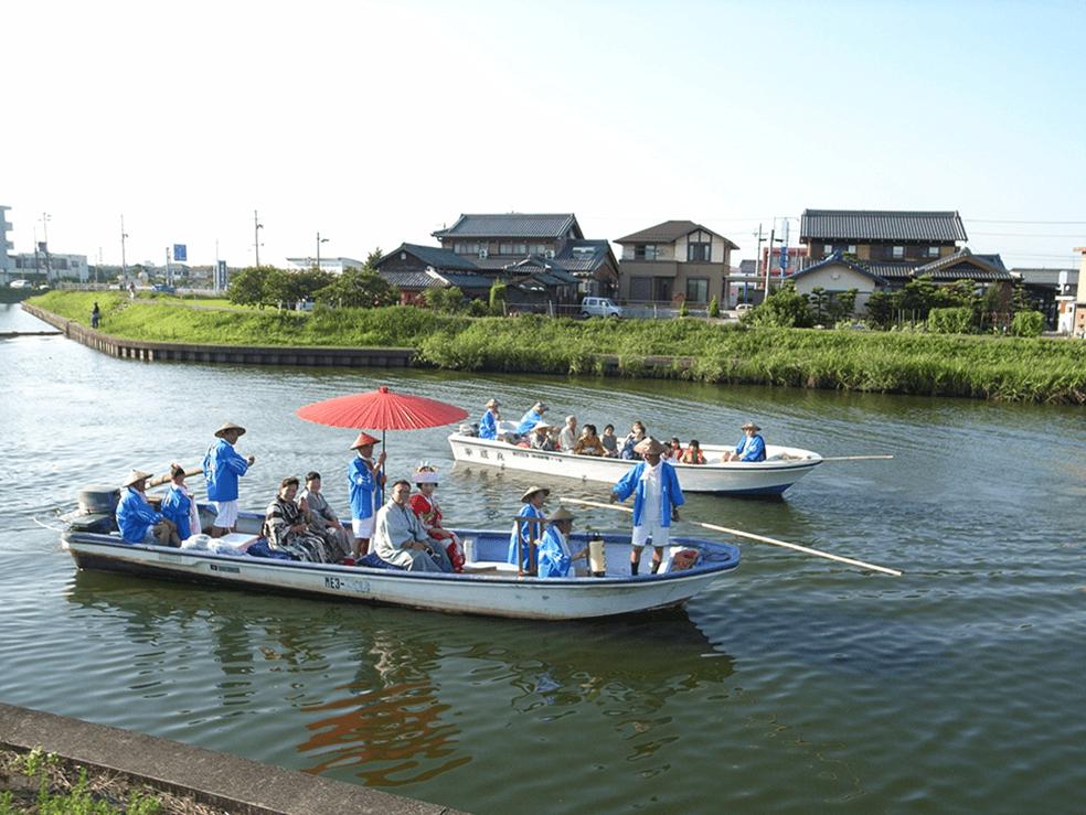木曽川(揖斐川)水系大江川