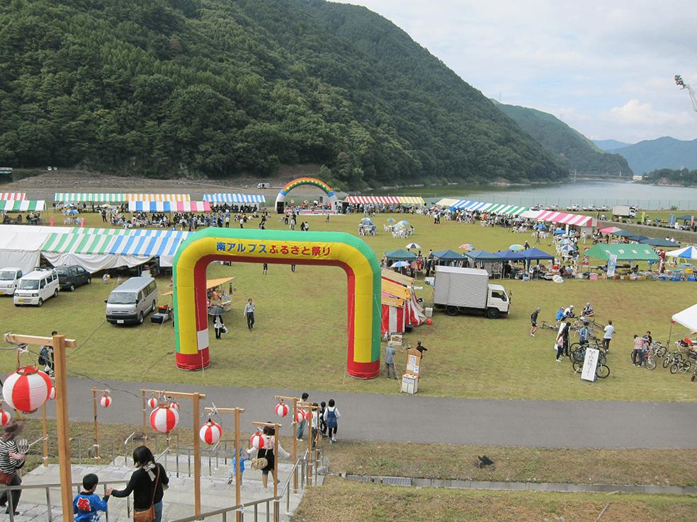 天竜川水系三峰川