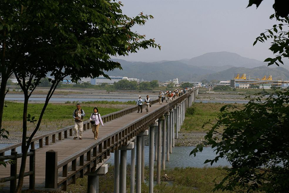 大井川水系大井川