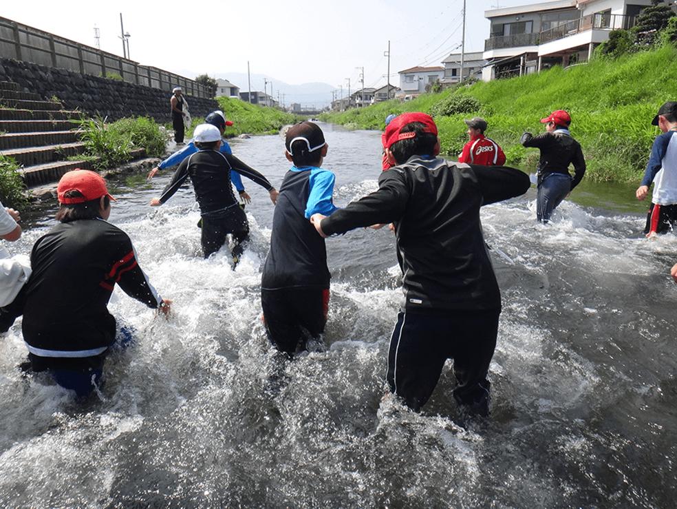 富士川水系富士早川