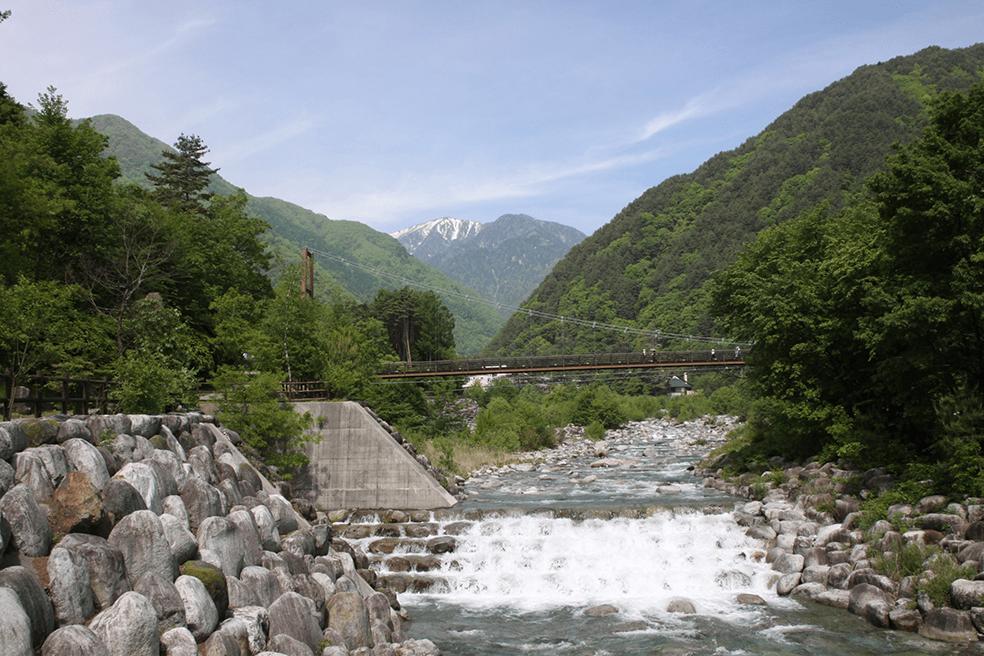 天竜川水系太田切川