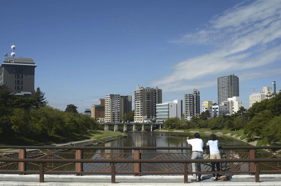 矢作川水系乙川