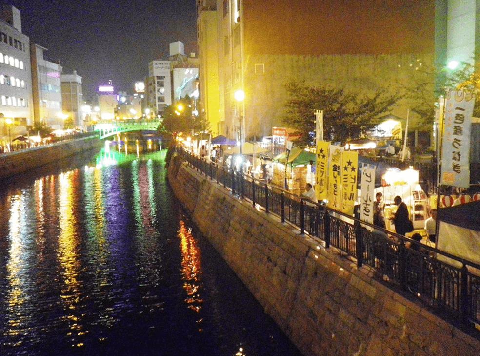 堀川水系堀川
