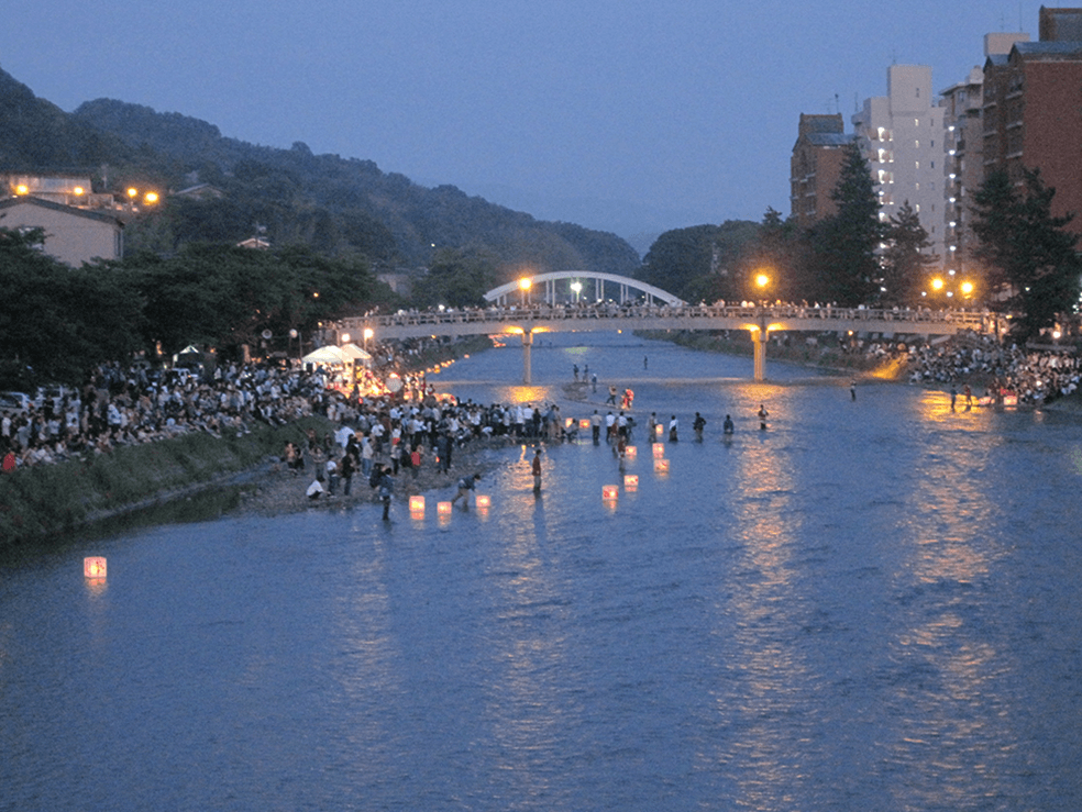 大野川水系浅野川