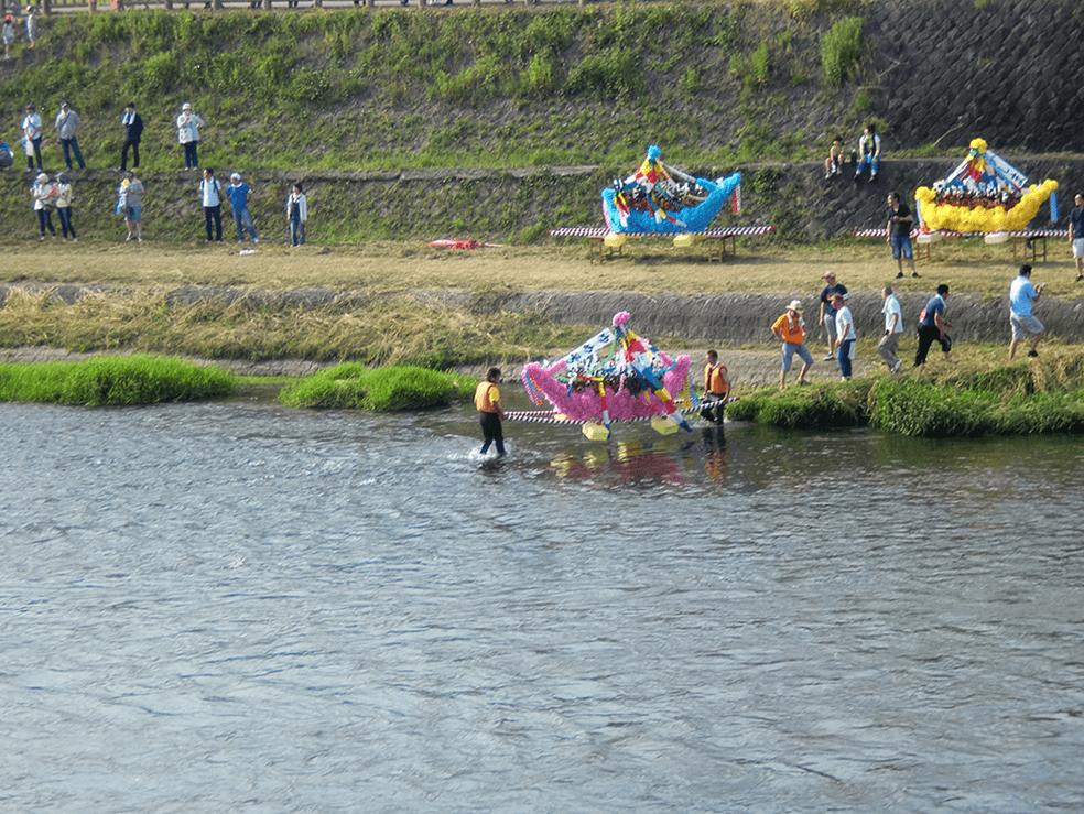 雄物川水系丸子川
