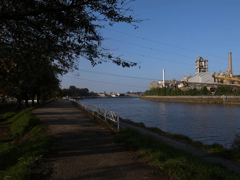 新井田川水系新井田川