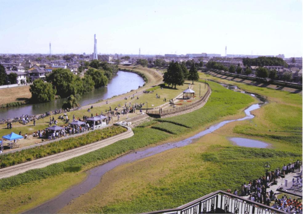 利根川水系元荒川
