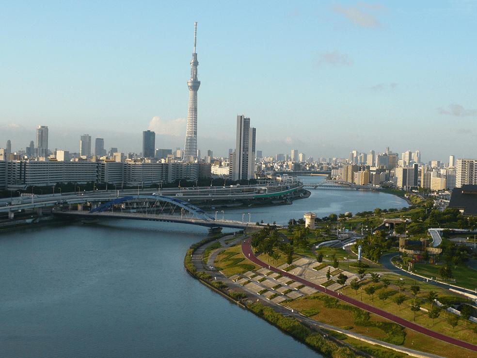 荒川水系隅田川