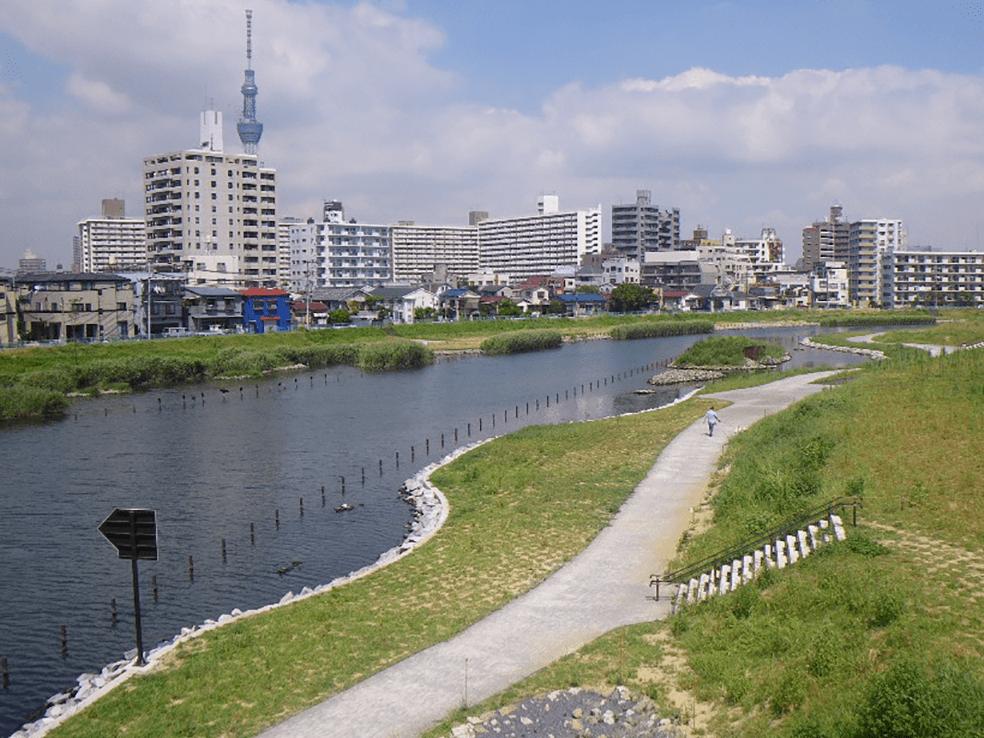 荒川水系旧中川