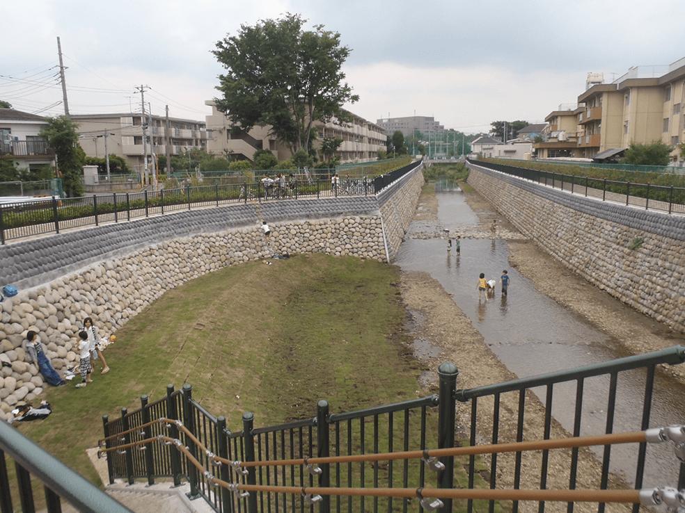 荒川水系石神井川