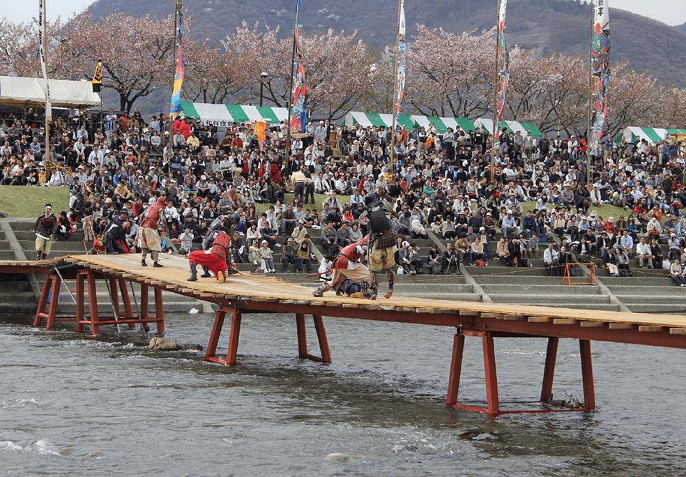 富士川水系笛吹川