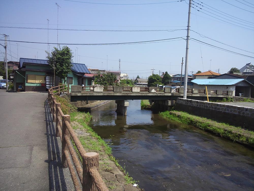 ⑤巴波川通学路