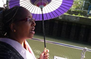 日本が大好きな<br>訪日外国人に見せたい水辺とは
