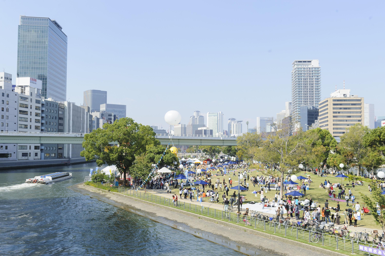 水都大阪フェス2012(水都賑わい創出実行委員会)