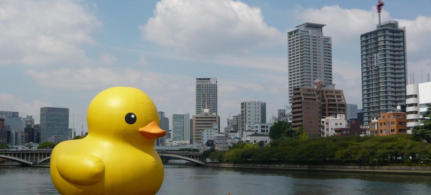 大阪が「水都大阪」の取り組みですごいことになっているらしい