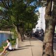 水都広島の水辺デザイン① 太田川デルタ地帯のオープンスペース