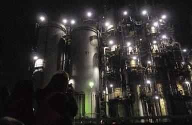 港町ヨコハマ発、夜の京浜工場地帯へ <br>工場夜景クルーズへようこそ。</br>