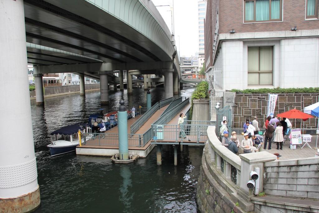 日本橋船着場
