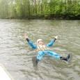 泳げなくても大丈夫!?人生初 ラフティング体験