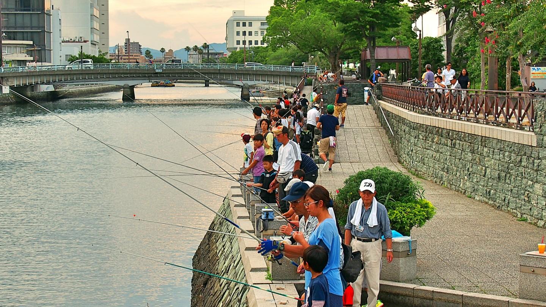 前夜祭釣り大会