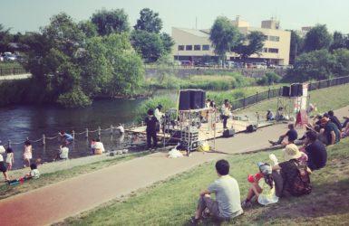 """市民に愛される川を軸に、まちの回遊性を向上させる千歳川 """"CHITOSE RIVER CITY PROJECT"""""""