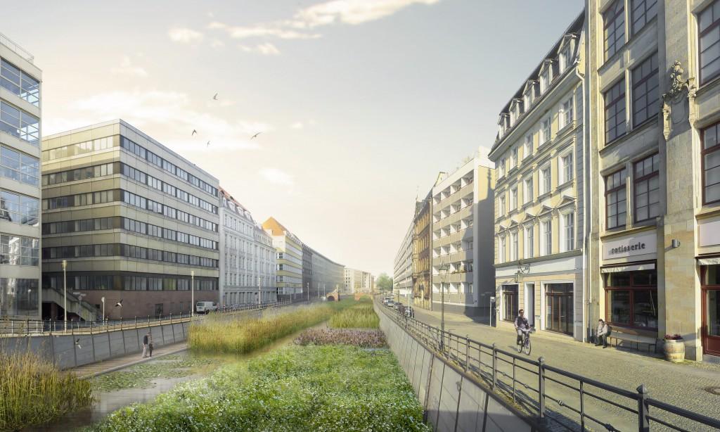 Perspektive_FIlter_Friedrichsgracht_2012