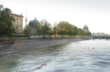 ベルリンの川を「泳げる川」に変える市民からのプロジェクト