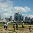 「新しい」淀川をみんなでチャレンジする 社会実験『淀川アーバンキャンプ2015』実施報告
