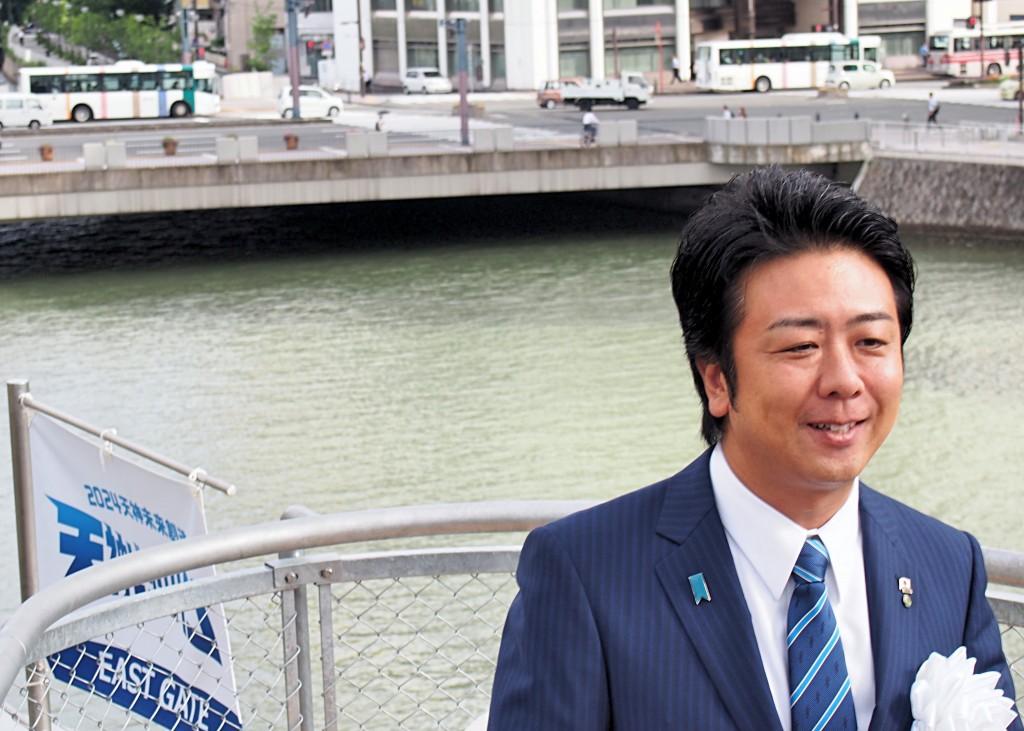 高島宗一郎福岡市長57
