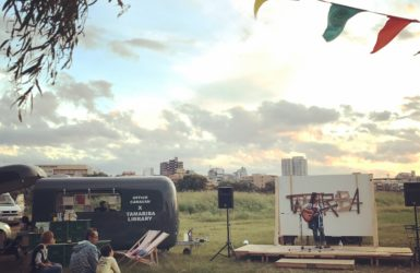 狛江を盛り上げたい!comaecolor主催の『TAMARIBA』で多摩川を堪能。